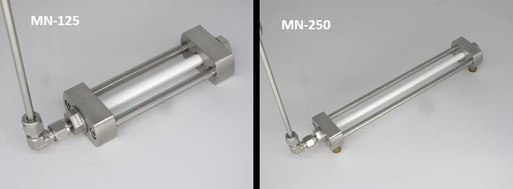 内圧式125㎜/250㎜モジュール(MN-125/MN-250)