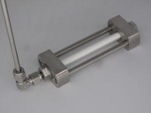 SPG 内圧式125㎜モジュール internal 125㎜ module MN-125 バブリング