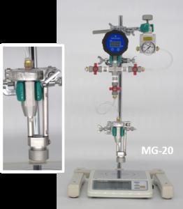 外圧式マイクロキット MG-20 external pressure micro kit SPG emulsification